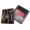พร้อมส่ง 3CE Drawing Lip Pen Kit ส่งฟรี EMS ลิปในรูปแบบแท่งดินสอ สุดฮิต!! จากเกาหลี เนื้อนุ่มลื่น เขียนง่าย เม็ดสีชัด พิกเมนต์แน่น กลบสีปากได้มิด