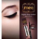 Mee Brightly Sharp Eyeliner #น้ำตาล