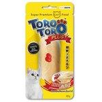 โทโร โทโร่ พลัส เนื้อไก่ผสมโสมและเม็ดเก๋ากี๋