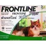 ฟรอนท์ไลน์ พลัส สำหรับแมวอายุ 8 สปขึ้นไป