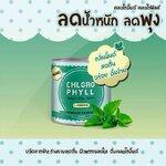 Chloro Mint Chlorophyll หุ่นเพรียว ลดพุง ผิวใส ขับถ่ายง่าย