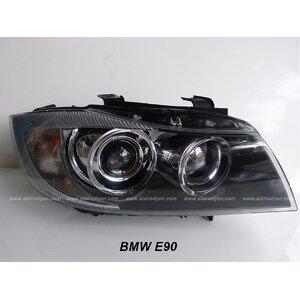 ไฟหน้า BMW E90 R สภาพ 90% พร้อมส่ง