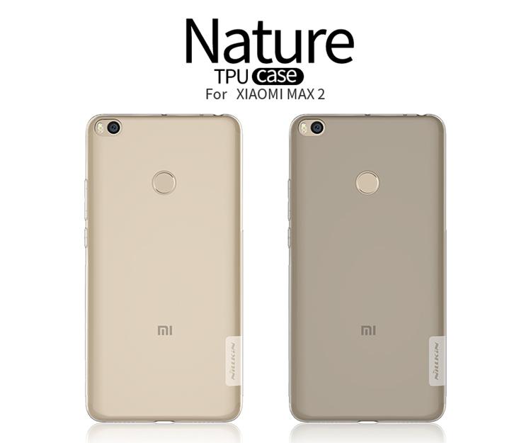 เคสใส NILLKIN TPU Case เกรด Premium Xiaomi Mi Max 2