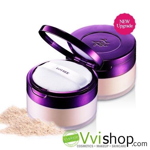 Lotree Rosa Davurica Oil Skin Care Powder 25 g แป้งฝุ่นคุมมันสุดฮิต เนื้อเนียน บางเบา ผ่อง ใส เด้ง คุมมันเป็นเลิศ