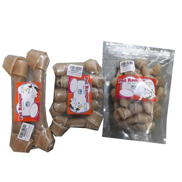 ขนมสุนัขกระดูกผูกธรรมชาติ 400 กรัม