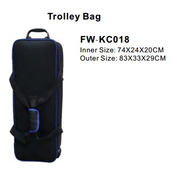 Batteries, Chargers, On-Camera Light Accessries, Cases & Bags FW-KC018