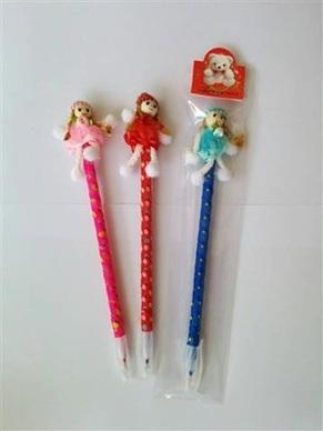 ปากกาด้ามยาวหัวตุ๊กตา140บาทต่อโหล