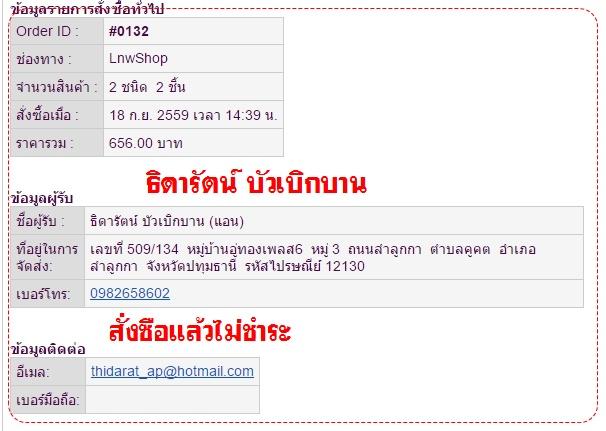 ธิดารัตน์ บัวเบิกบาน (แอน)(#0132)