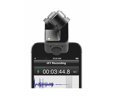 i-XY Stereo Microphone for Apple iPhone® & iPad®