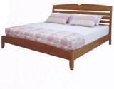 เตียง FAVOR 6 ฟุต สีโอ๊ค