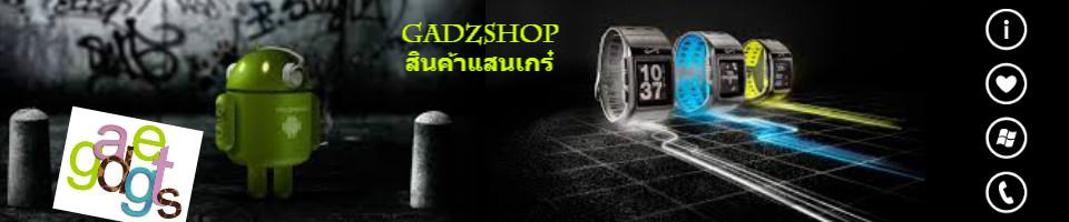 GadzShop-สินค้าไอที แก็ดเจ็ท เพื่อคุณ