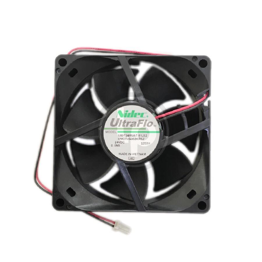 พัดลมระบายความร้อน ขนาด 3 นิ้ว 24V DC 0.09A