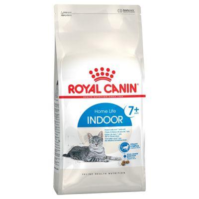 Indoor 7+ แมวสูงวัย เลี้ยงในบ้าน