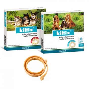 Kiltix คิลทิกซ์ ปลอกคอกำจัดเห็บหมัดสำหรับสุนัข