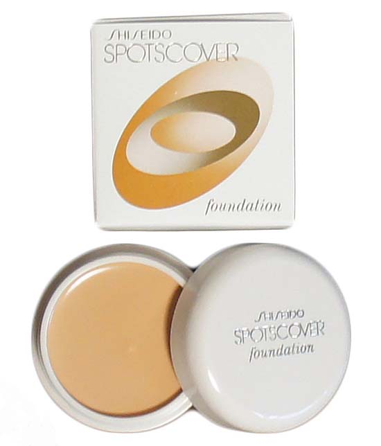 Shiseido Spots Cover Foundation 20 g.