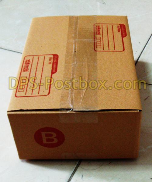 กล่องไปรษณีย์แบบฝาชน ไซด์ B