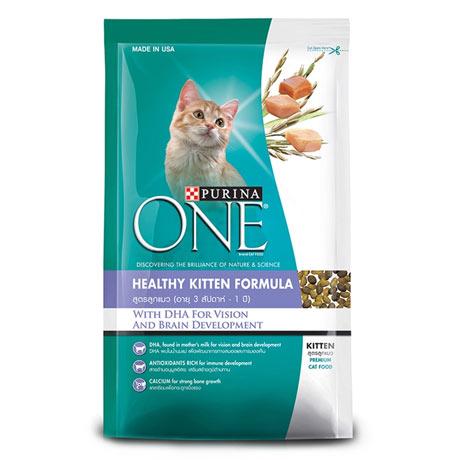 ลูกแมว Purina One Healthy Kitten Formula