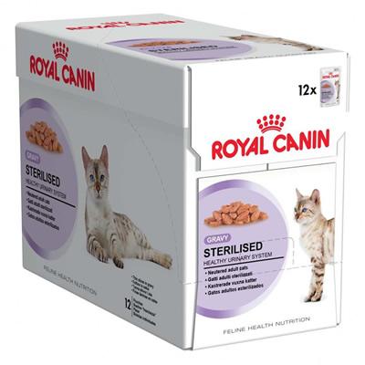 Royal Canin Sterilised 85กรัมX12