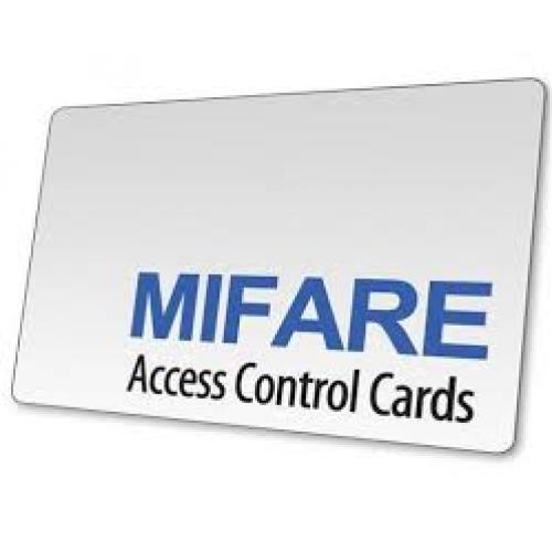 บัตรทาบ คีย์การ์ด Mifare Card 1 k RFID