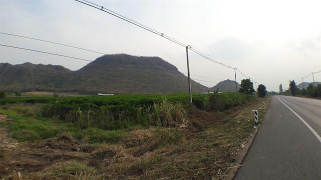 #ขายที่ดินกาญจนบุรี #ขายที่ดินบ้านเก่า 56ไร่ ต.บ้านเก่า อ.เมือง จ.กาญจนบุรี (เขตพัฒนาเศษฐกิจพิเศษ) หน้ากว้างติดถนนหลัก 3229 ทางไปชายแดนทวาย