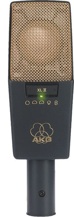 AKG C 414 B-XL II Condenser MicrophoneAKG C 414 B-XL II Condenser Microphone