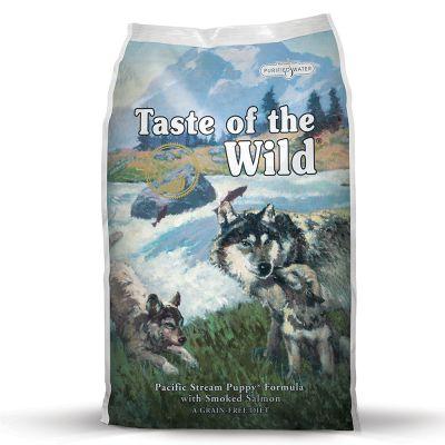 เทสต์ ออฟ เดอะ ไวลด์ สูตร ลูกสุนัข Taste of the Wild - Pacific Stream Puppy Formula with Smoked Salmon