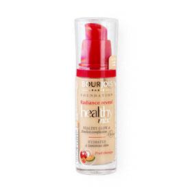 Bourjois Healthy Mix Foundation 30 ml. #52 Vanille Vanilla สำหรับ ผิวขาวเหลือง