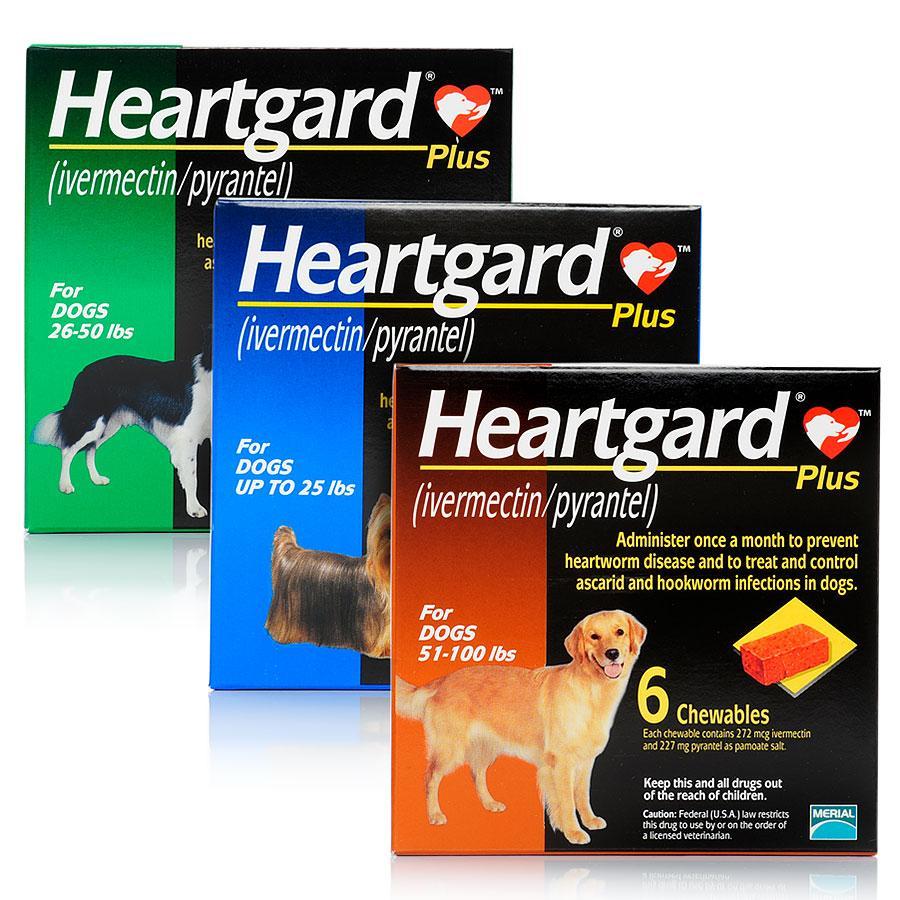 Heartgard ฮาร์ทการ์ด พลัส