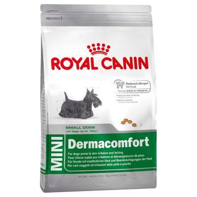 Mini Dermacomfort สุนัขขนาดเล็กผิวแพ้ง่าย