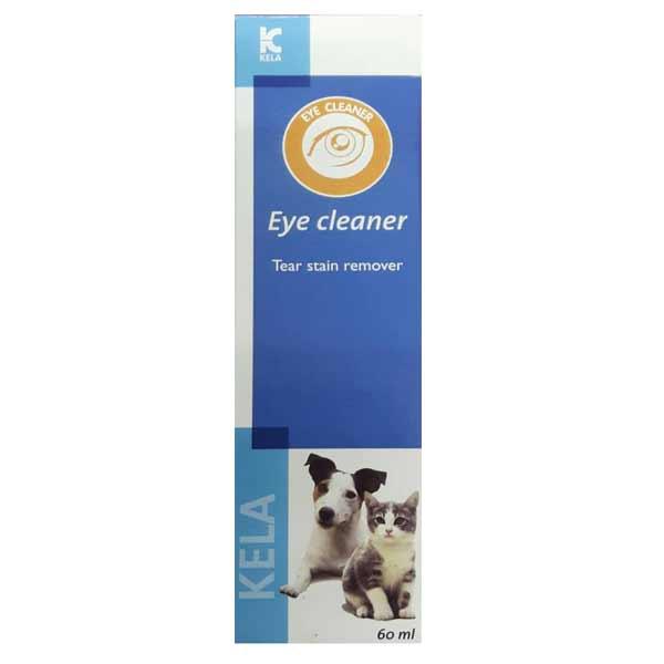 น้ำยาเช็ดคราบน้ำตา Kela Eye Cleaner