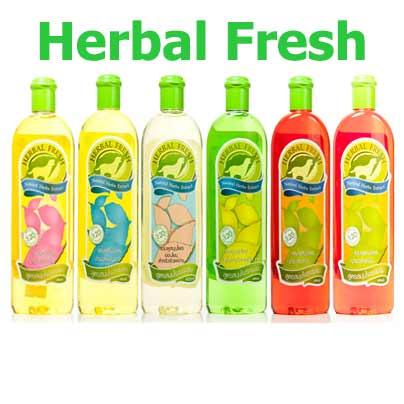 แชมพูสุนัข Herbal Fresh แชมพูสมุนไพร