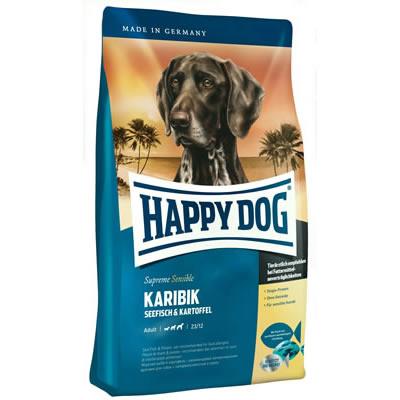 Happy Dog Supreme Sensible Karibik Grain free