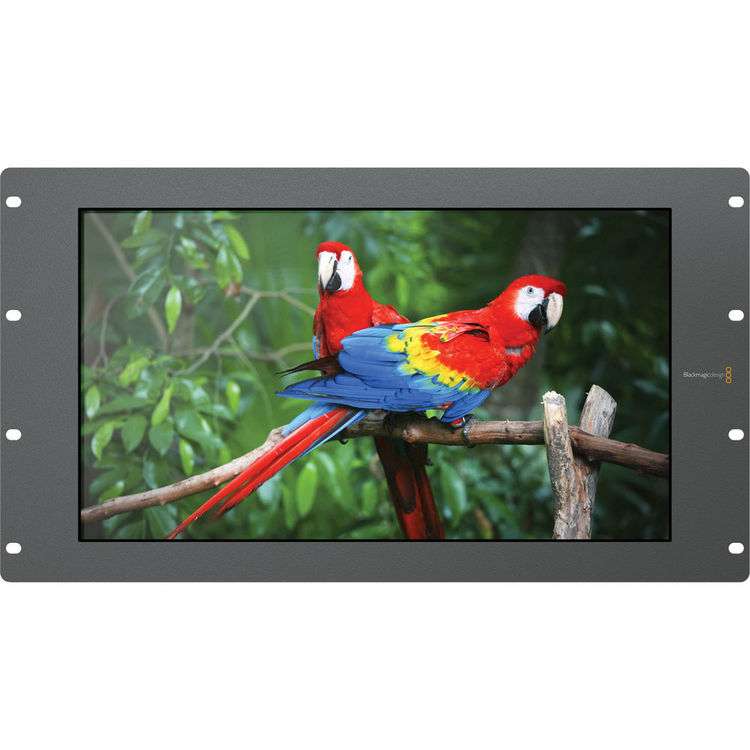 "Blackmagic Design 17"" SmartView HD Studio Monitor"