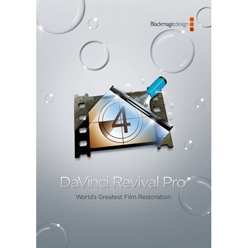 Blackmagic Design DaVinci Revival
