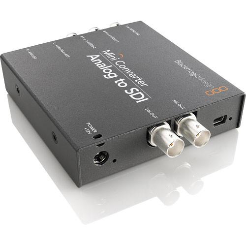 Blackmagic Design Mini Converter Analog to SDI 2