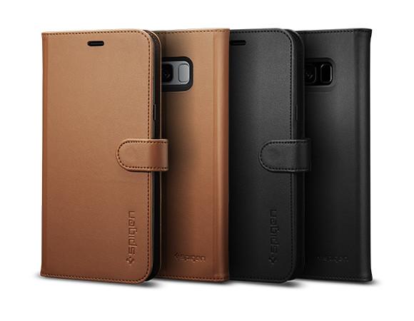 เคสฝาพับ SPIGEN Wallet S Galaxy S8 Plus