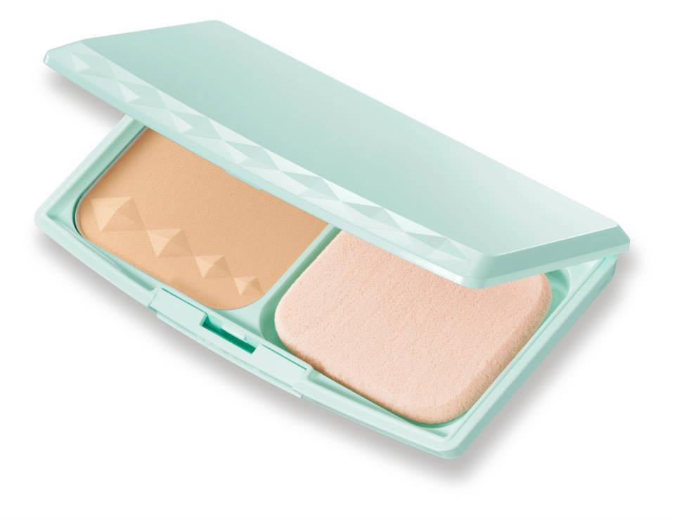 Cezanne UV Foundation EX Plus SPF23 PA++11g. No.EX1 Cream Beige