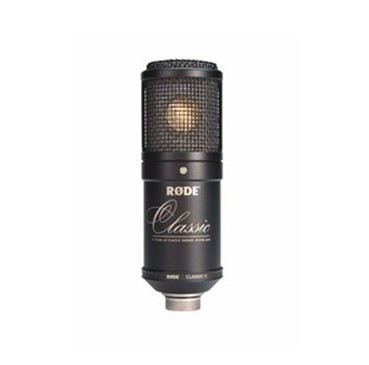 Classic II Limited Edition Vintage-Voiced Valve Microphone