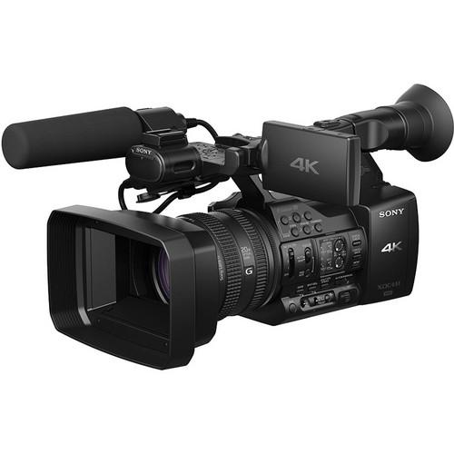 Sony PXW-Z100 4K Handheld XDCAM Camcorder