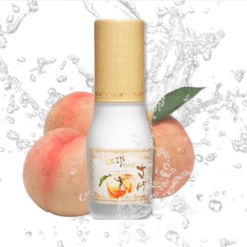 พร้อมส่ง Skinfood Peach Sake Pore Serum 45ml. เซรั่มพีชสาเกบำรุงผิว