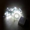 Led สีขาว ไฟกระพริบ ริบบิ้น ยาว 9.5 เมตร