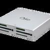 Qio Professional Universal Media Reader ExpressCard/34