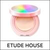 พร้อมส่ง Etude House Any Cusion Cream Filter SPF33 PA++ 14g. แป้งน้ำคุชชั่น เนื้อ Gloss เคลือบผิวให้ดูฉ่ำวาวสุขภาพดีแบบสาวเกาหลี เนื้อบางเบา ปกปิดได้เรียบเนียนสนิท