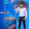 ธนาค้าร่มรวย ขายร่ม โรงงานผลิตร่ม วิธีประกอบและจัดเรียงสินค้า แฟรนไชส์ บูธไซส์ M และ บูธไซส์ L