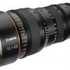 Canon CN-E 14.5-60mm T2.6 L S Cine Lens - PL Mount