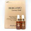พร้อมส่ง Bergamo Luxury Gold & Collagen Ampoule Set 2 ขวด เซรั่มเข้มข้นสกัดจากคาเวียร์ มีส่วนผสมพิเศษจากทองคำ และคอลลาเจน ช่วยบำรุงผิวให้มีสุขภาพดี ริ้วรอยลึกดูตื้นขึ้น ดูอ่อนกว่าวัย