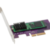 Sonnet PCIe 3.0 SSD Card, 256GB
