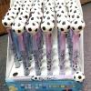 ปากกาสามสีหัวฟุตบอล110บาทต่อโหล(12แท่ง)