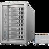 Fusion DX800RAID (Thunderbolt 2 Edition) (48TB)