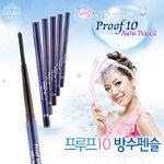 พร้อมส่ง Etude House Proof 10 Auto Pencil 10g. อายไลเนอร์รุ่น Proof 10 กันน้ำ กันเหงื่อ 100% หมุนได้ไม่ต้องเหลา (6,000 won)